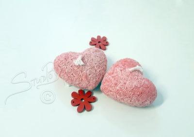 Srdíčko květované