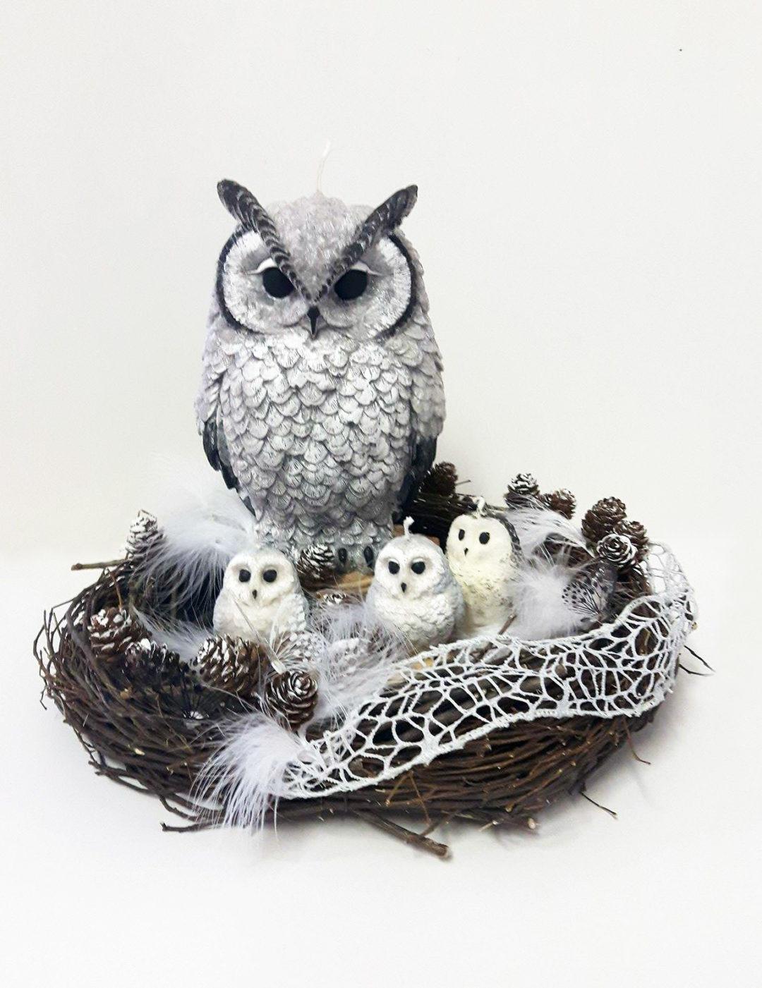 Hnízdo šedé